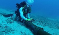 국제 해저 광케이블에서 절단부가 추가 발견되었다고 발표했다