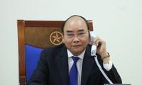 베트남-프랑스, 코로나19 방역 및 쌍방관계 촉진에 협력