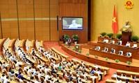 국회, 국제협상법 및 개정 재외 계약 근로자법 논의