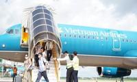 껀터 (Cần Thơ) 국제항공,새로운 노선을 공식적으로  운영한다