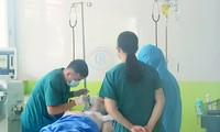 91번 확진자인 영국인 파일럿의 귀국에 앞서 건강 상태를 확인하기 위한 진료 회의