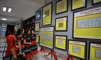 '베트남의 쯔엉사와 황사 - 역사적 및 법적 증거' 모바일 전시회