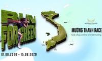 '2020년 므엉탄 레이스 - Run for green' 온라인 경주 대회