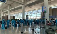 한국에서 베트남 310명의 국민을 무사히 귀국조치