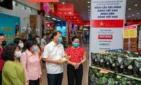 슈퍼마켓, 상품 물량 2~3배 증량