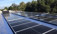 베트남전력공사, 전국에 약 2만개의 태양광 패널 지붕 사업을 설치