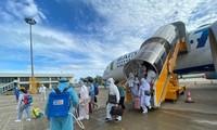 아랍에미리트서 베트남 국민 260명 이상 안전 귀국 지원