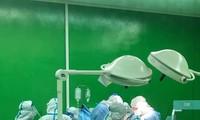 코로나19 감염 임신부, 성공적으로 제왕절개 수술