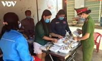 코로나19 상황 속 마음이 따뜻해지는 무료 급식 봉사