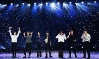 방탄소년단, 한국 팝 그룹 최초로 빌보드 핫100 차트 1위에 오르다