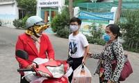 어려운 환경의 아이들 위해 지원품 7천 개 이상 기증
