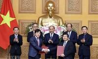 베트남, 국내에 대한 일본의 투자, 무역, 관광 선도 희망