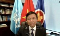 베트남, 유엔과 아프리카연합 간의 협력 높이 평가