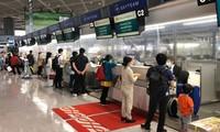 태국발 베트남 230명의 귀국민을 지원
