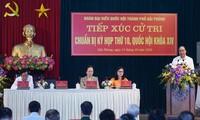 """응우옌 쑤언 푹 총리: """"하이퐁시 2025년을 목표로  아세안에서 중요한 역할 수행해야!"""""""