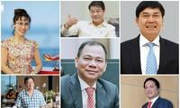 """미국 경제 전문지 포브스: """"베트남에는 6명의 억만장자가 있다"""""""