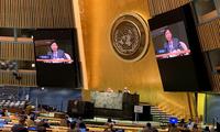 제 75차 유엔총회, 아세안-유엔 협력 관련 결의 통과