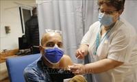 전세계 8천 5백만 명 코로나19 감염, 이스라엘이 예방접종의 세계 선두주자