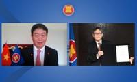 아세안 사무총장, 2020년 아세안 의장의 해에 대한 베트남의 성공을 높이 평가