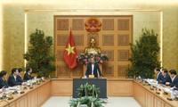 응우옌 쑤언 푹 국무총리, 다낭시 포괄적 계획조정 관련 회의에 참여