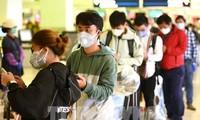 코로나19속 베트남 유학생의 어려움