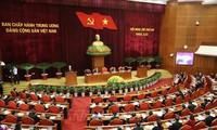 제13기 당중앙 집행위원회 2차 회의 개막