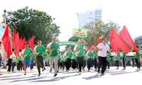 3만 여명, 2021 올림픽 달리기의 날 참가
