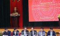 하노이, 역사적 도심 배치 계획 공지