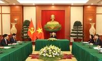 베트남,  일본을 장기적 최우선 전략 파트너로  삼아..