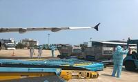 베트남항공, 국제 노선 재개