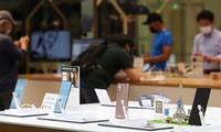 삼성, 스마트폰 시장 1위 탈환