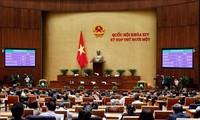 국회, 국회의장 및 중앙선거위원장 선출