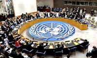 2021년 4월 베트남 유엔 안전보장이사회 의장국 담당