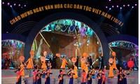 """""""베트남 민족 색깔"""" 프로그램,  베트남 민족문화관광마을에서 시작"""