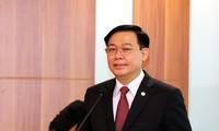베트남 정부 및 국회 신임 고위급 지도부, 축하 메시지 받아…