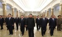 조선, 김일성 주석 탄생일 기념