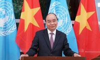 응우옌 쑤언 푹 국가주석, 유엔 안보리 정상회의 주재