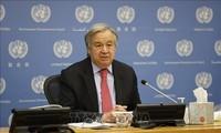 세계 기후정상회의, 유엔 각국 기여 호소
