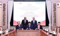 호찌민 (Hồ Chí Minh)시와 싱가포르, 도시계획개발에 협력하기로