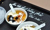하노이의 시원한 여름철 간식
