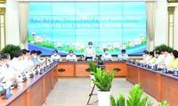 팜 민 찐 (Phạm Minh Chính) 국무총리, 호찌민시 출장