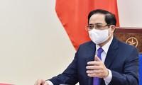 베트남-캐나다, 외교 관계 및 코로나19 팬데믹 대응 협력 촉진