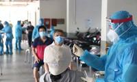 6월 13일 정오 베트남, 국내 감염 코로나19 확진 사례 95건 기록