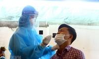 6월 15일 정오 기준, 베트남 코로나19 신규 확진 118건 발생