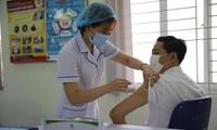 보건부, 8월 16일 이전 3단계 코로나 백신 접종 완성 제안
