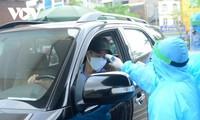 6월 18일 오전 호찌민시와 박장성에서 코로나19 신규 확진 사례 81건 발생