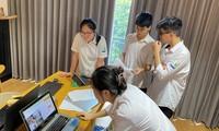 베트남 대표팀, 2021년 INTARG 대회에 금메달 2개 획득