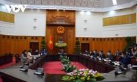 팜 민 찐 총리: 베트남 사회 경제 개발 사업, 세계은행과 동행