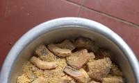 북서지역 타이(Thái)족의 독특한 생선 절임 요리
