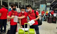 2020 도쿄 올림픽 참가 베트남 선수단, 단결정신을 다짐